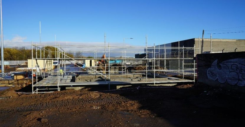 Week 16: Glasgow Airport Car Park Update_Company Updates_News_Body Image1 | Aston Darby