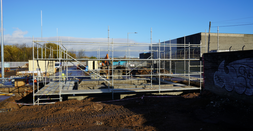 Week 16: Glasgow Airport Car Park Update_Company Updates_News_Header Image | Aston Darby