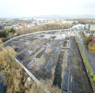 Week 18: Glasgow Airport Car Park Update_Company Updates_News_Body Image1 | Aston Darby