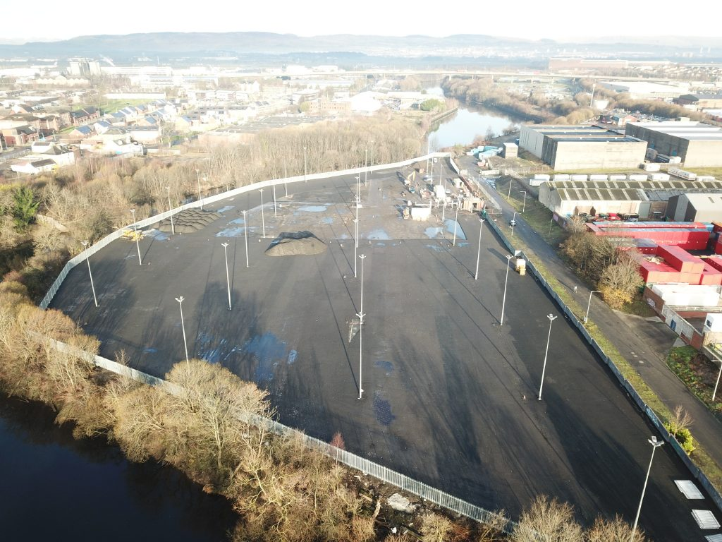 Week 20: Glasgow Airport Car Park Update_Company Updates_News_Body Image1 | Aston Darby